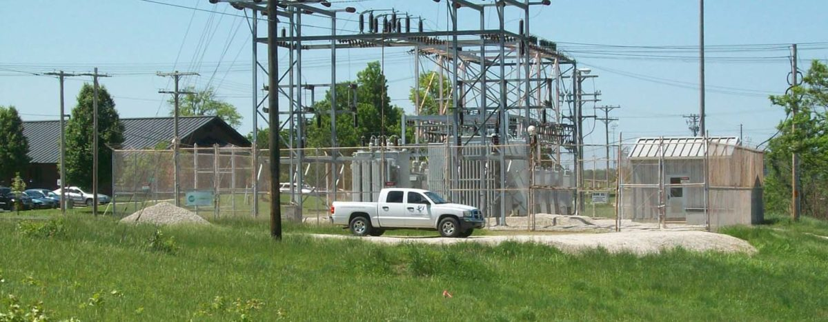 Sho-Me Power Substations