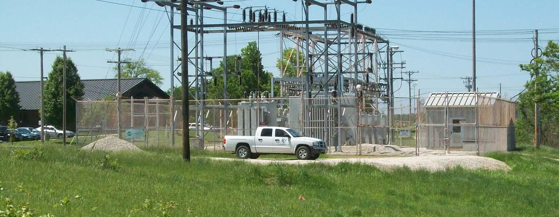 Sho-Me Power Substations