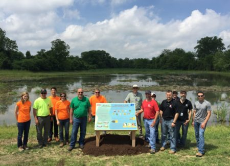 Three Springs at Shiloh Wetland and Stream Mitigation Site