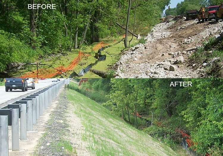 ACEC Illinois — 2011 Engineering Excellence Award Merit Award – Water and Storm Water Before and After