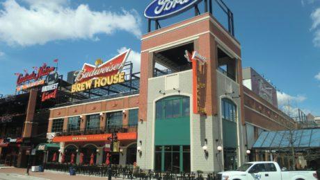 Ballpark Village at Busch Stadium