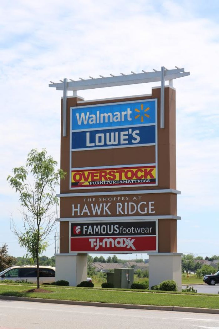 The Shoppes at Hawk Ridge