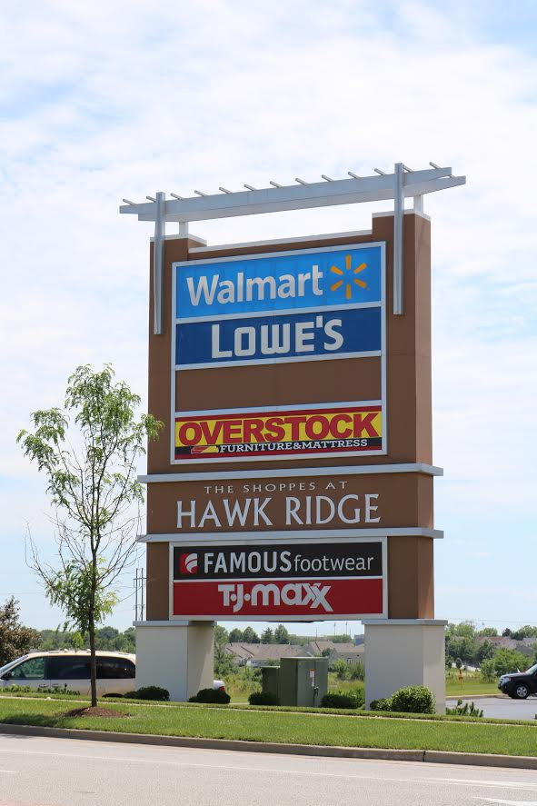 The Shoppes at Hawk Ridge
