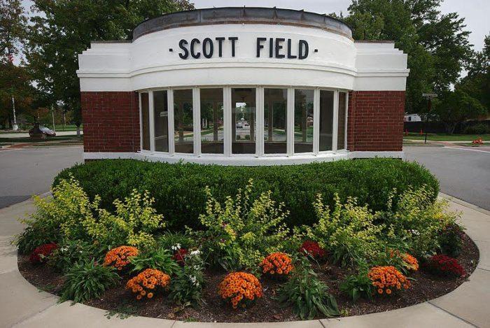 Scott Air Force Base - Blanket Purchase Agreement