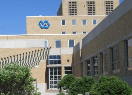 VA – North Texas Parking Garage