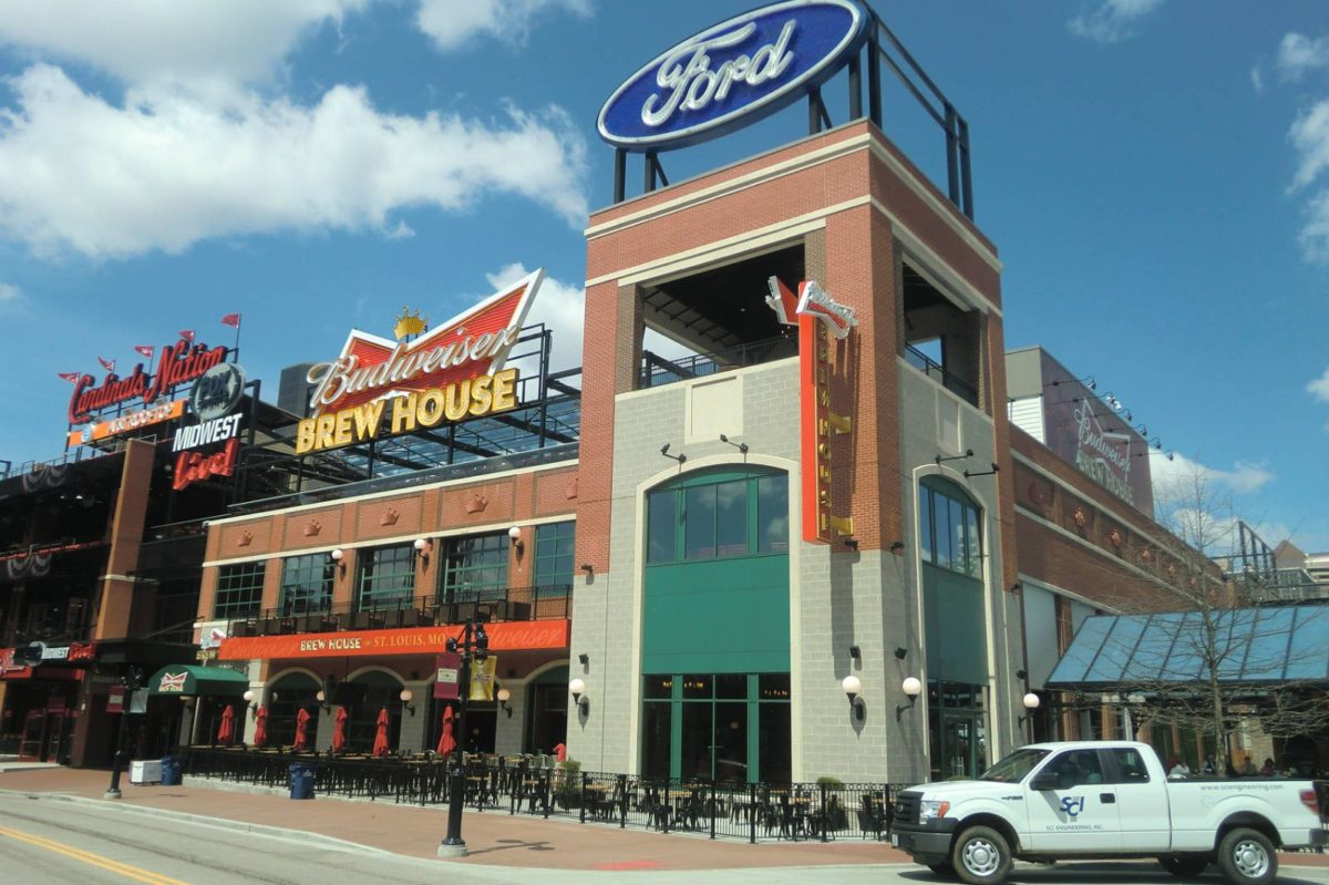 Ballpark Village at Busch Stadium