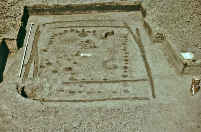 Mitchell Archaeological Site Dig