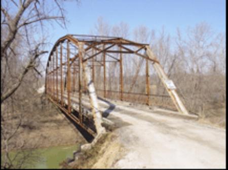 Enoch's Knob Bridge F-32 Replacement
